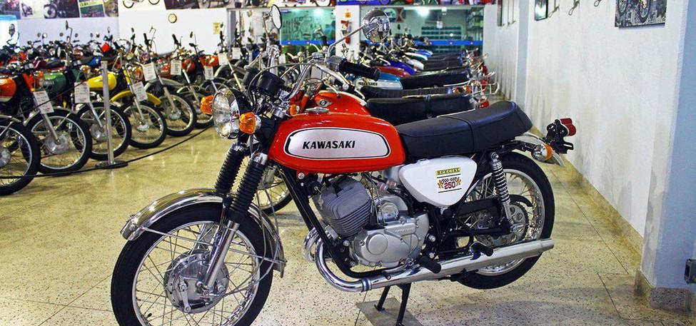 Gallery 275 – Vintage Motorcycle Museum
