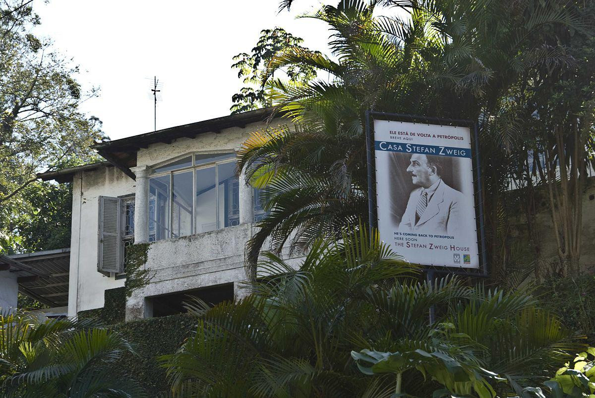 Casa de Stefan Zweig