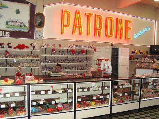 Chocolates Patrone