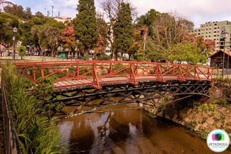 Ponte da Praça da Liberdade