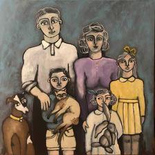 Bob et sa petite famille