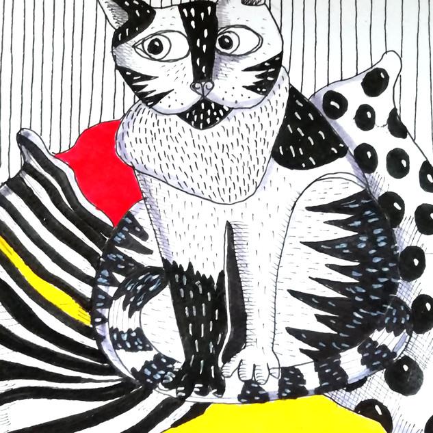 Le Chat de Miche