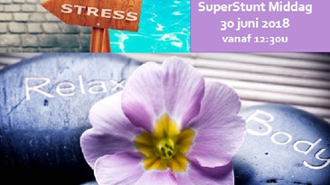 30 juni - SuperStunt Middag!
