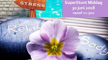 30 juni - SuperStunt Middag!