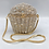 Thumbnail: Women 2020 New Crystal Diamond Cake Chain Clutch  Purse/ Handbag
