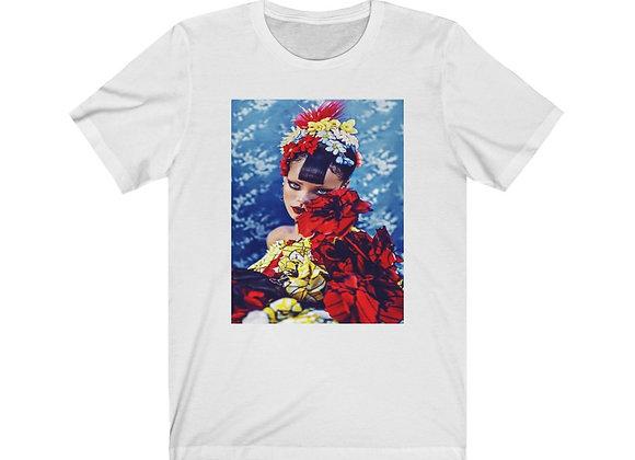 Rihanna Short Sleeve T-Shirt 8