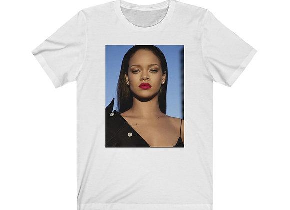 Rihanna Short Sleeve T-Shirt 4