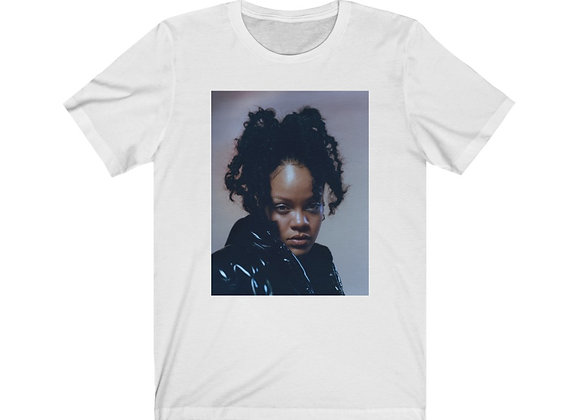 Rihanna Short Sleeve T-Shirt 7