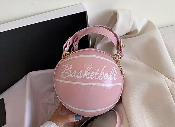 2020 New Fashion Chain Purse Cute Portable Basketball Bag
