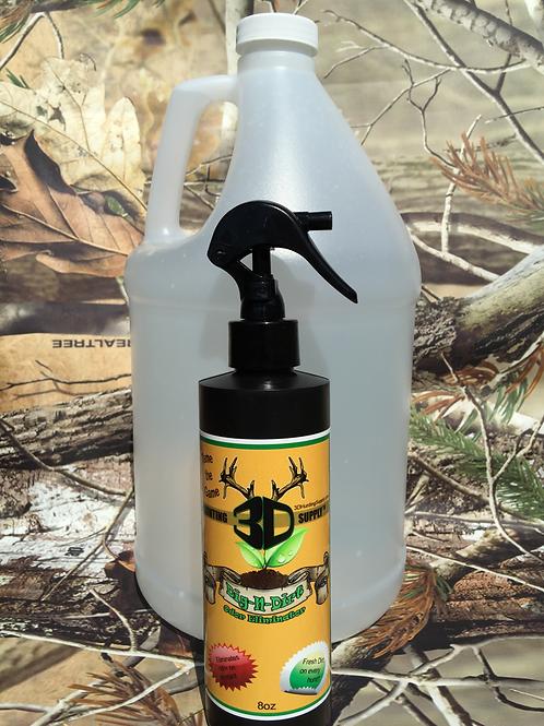 Dig-n-Dirt Gallon and 8 oz. spray bottle