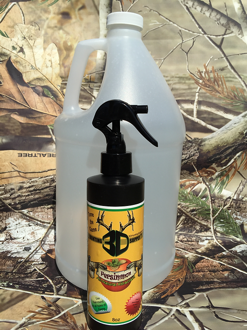 Persimmon Gallon and 8 oz. spray bottle