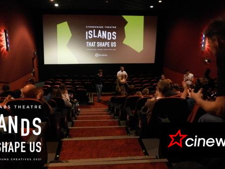 Islands That Shape Us Take Cineworld