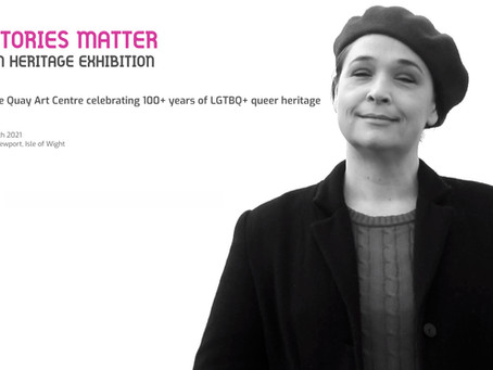 Launch of Isle of Wight's first LGBTQ+ history & heritage exhibition