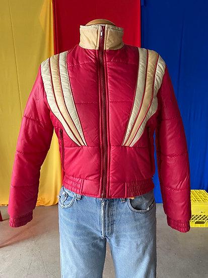 1980s ski jacket // sz 6
