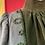 Thumbnail: 1890s moss velvet jacket // sz 6