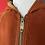 Thumbnail: 70s honey brown light parka // sz 6/8