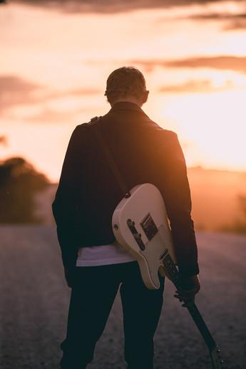 Guitar Senior Photos