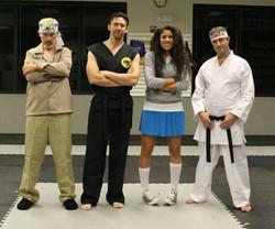 Halloween Instructor Fun!