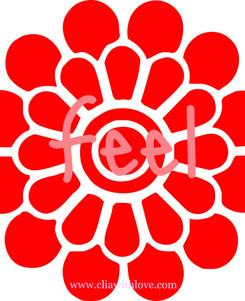 Clia...with Love Feel Logo