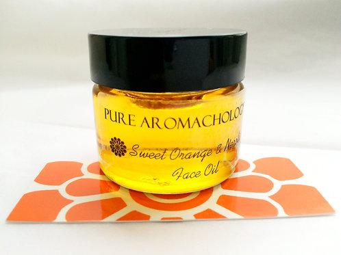 Clia...with Love Sweet Orange & Neroli Face Oil