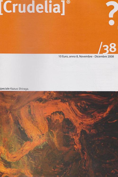Numero monografico su Kazuo Shiraga