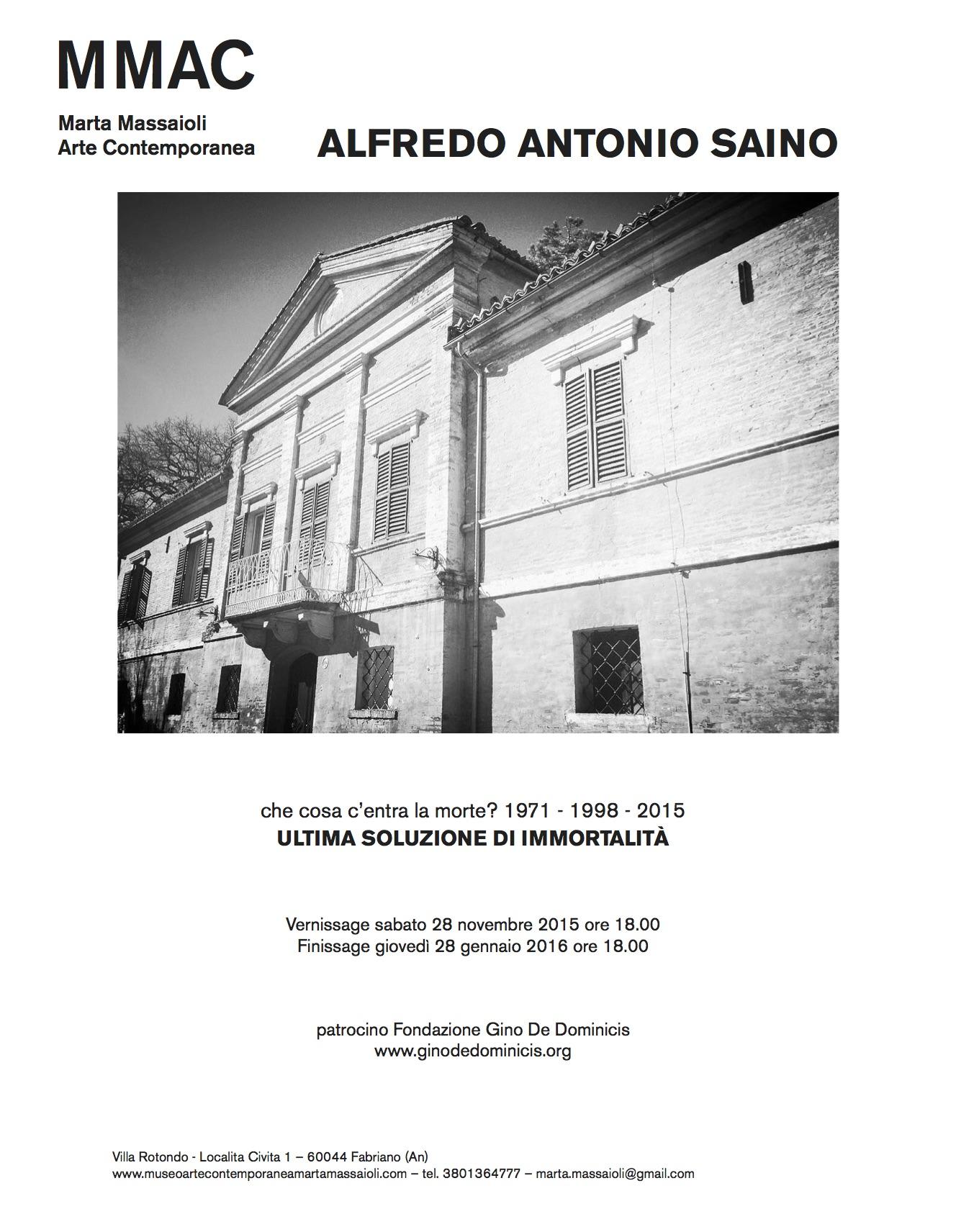 Alfredo Antonio Saino