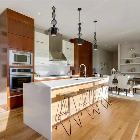 Modern Kitchen Design I