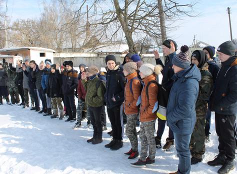 Турнир по лазертагу в Погаре (23.03.18)
