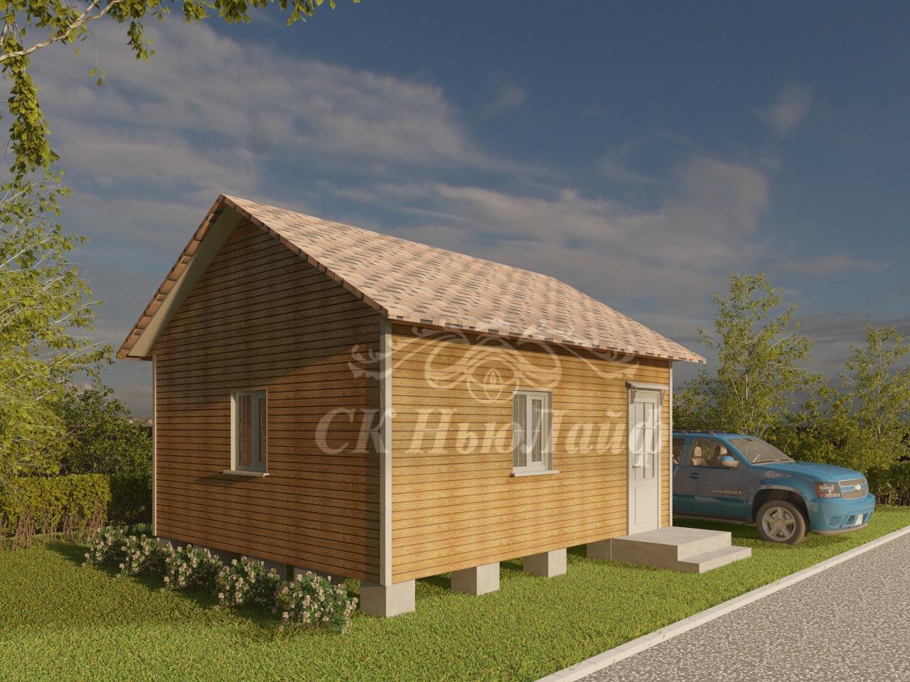 Строим дачи в Казани