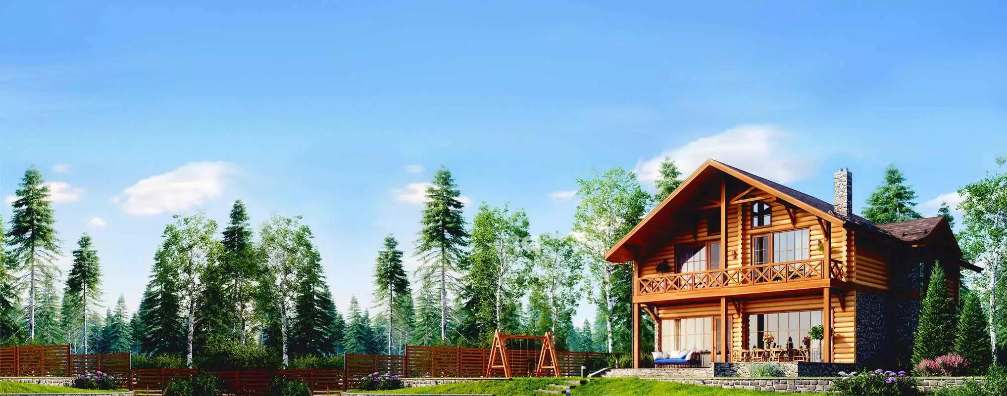Строительство дома дачи и бани в Каз