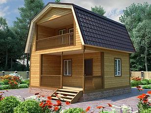 Строительство дачи Ульяновск