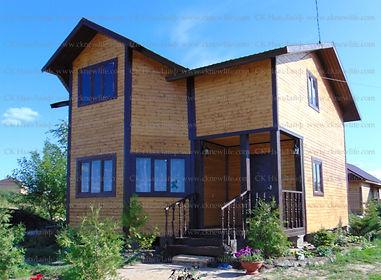 Дачный дом 108 кв.м
