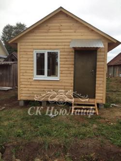 Недорогой дачный домик в Казани