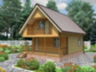 Построить дачный дом Альметьевск