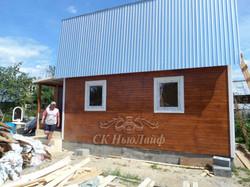 Недорогой дачный дом под ключ Казань