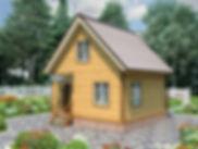 Строительство дачного дома Заинск