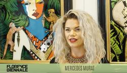 Mercedes Murat ställer ut i Florens