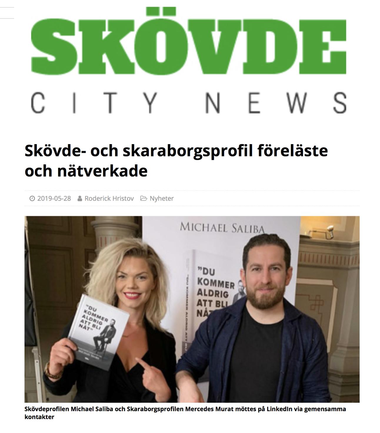 SKÖVDE City News