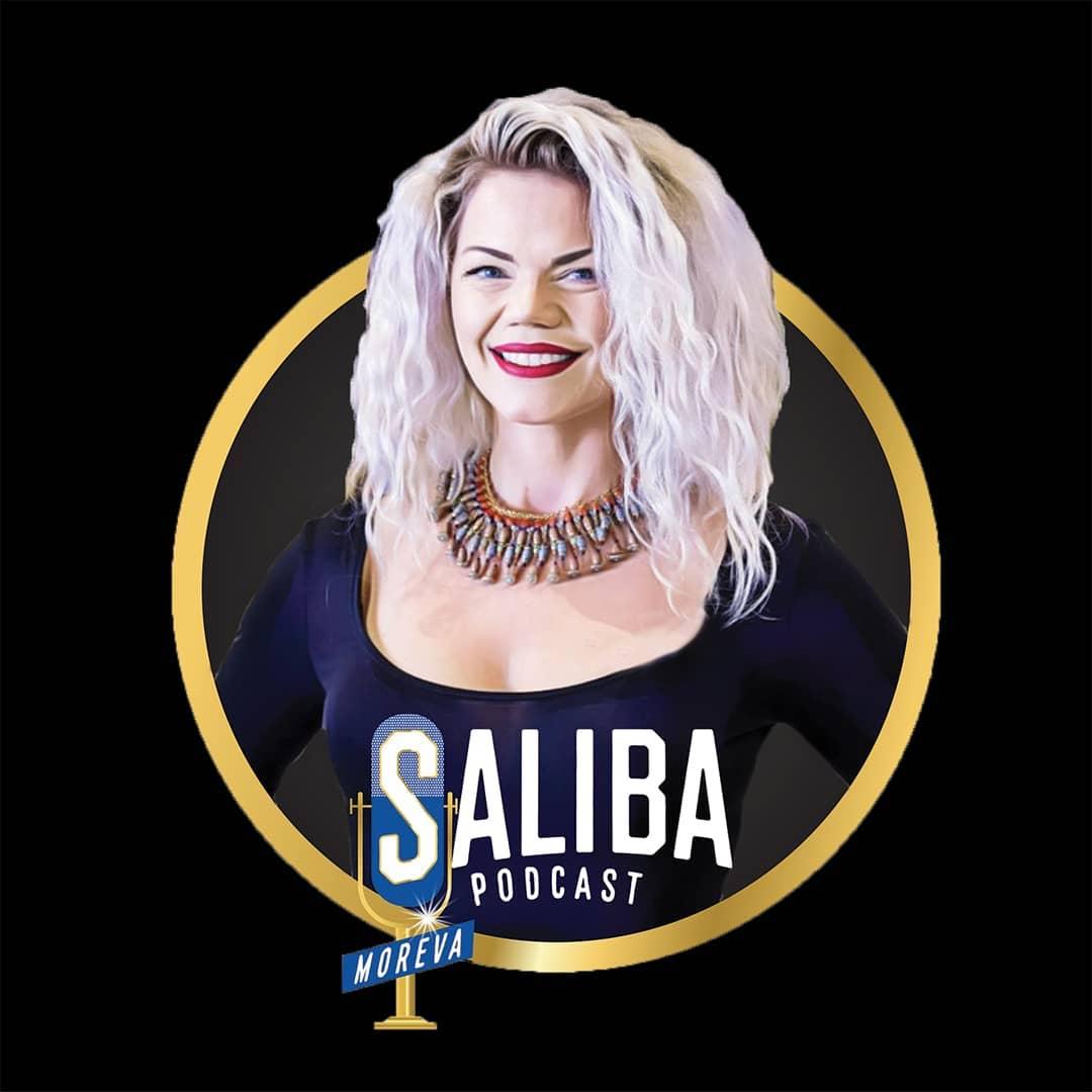 Mercedes Murat gästar Saliba Podcast