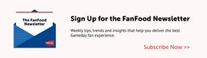 newsletter fanfood playbook subscription