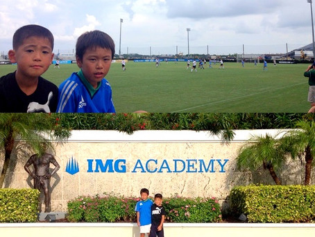 2013 IMG Summer Camp in Florida