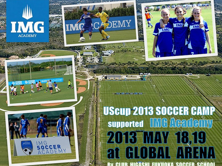 UScup 2013 IMG Soccer Camp