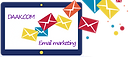 daak.com bulk email marketing logo