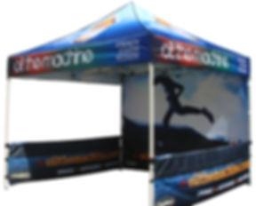 MVP Gaphics Tent