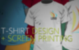 T-shirts and graphics design logo