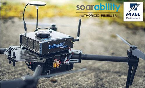 Sensor Medidor Poluentes Sniffer4d - Dji Matrice 100 210 600