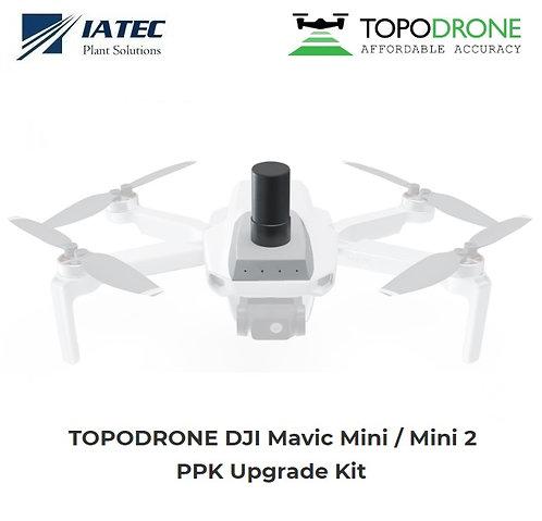 TOPODRONE PPK Upgrade Kit for DJI Mavic Mini / Mini 2