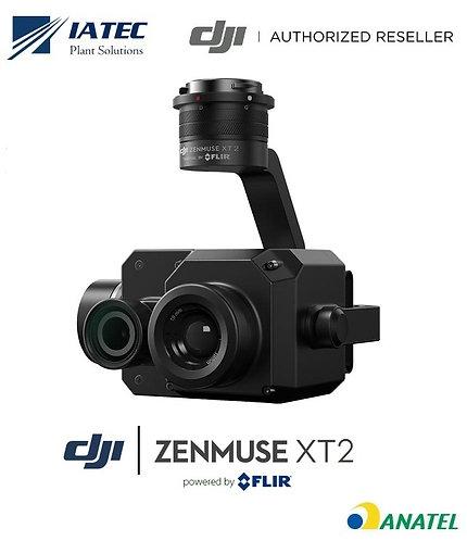 Câmera Zenmuse XT2 - ZXT2A19SR - 9Hz - 640x512 - 19mm