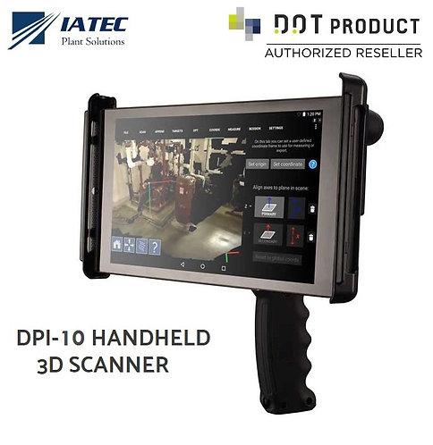 Laser Scanner 3D digitalizador de Mão DOTPRODUCT DPI-10