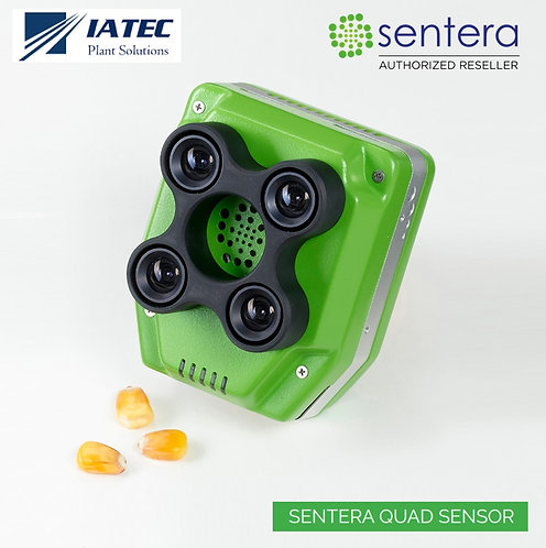Camera Sentera QUAD Multiespectral NDVI NDRE Rededge